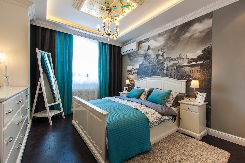 Недорогие интерьеры спален фото
