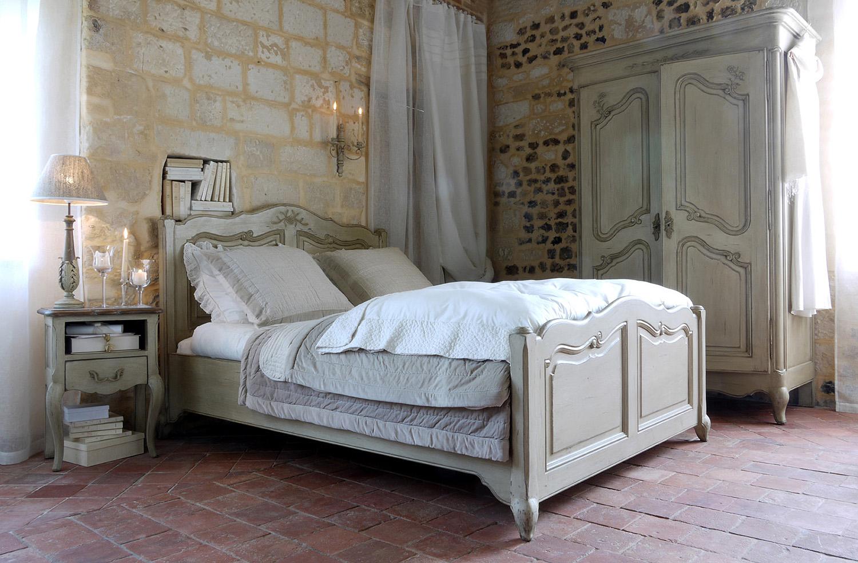 Кровать прованс своими руками