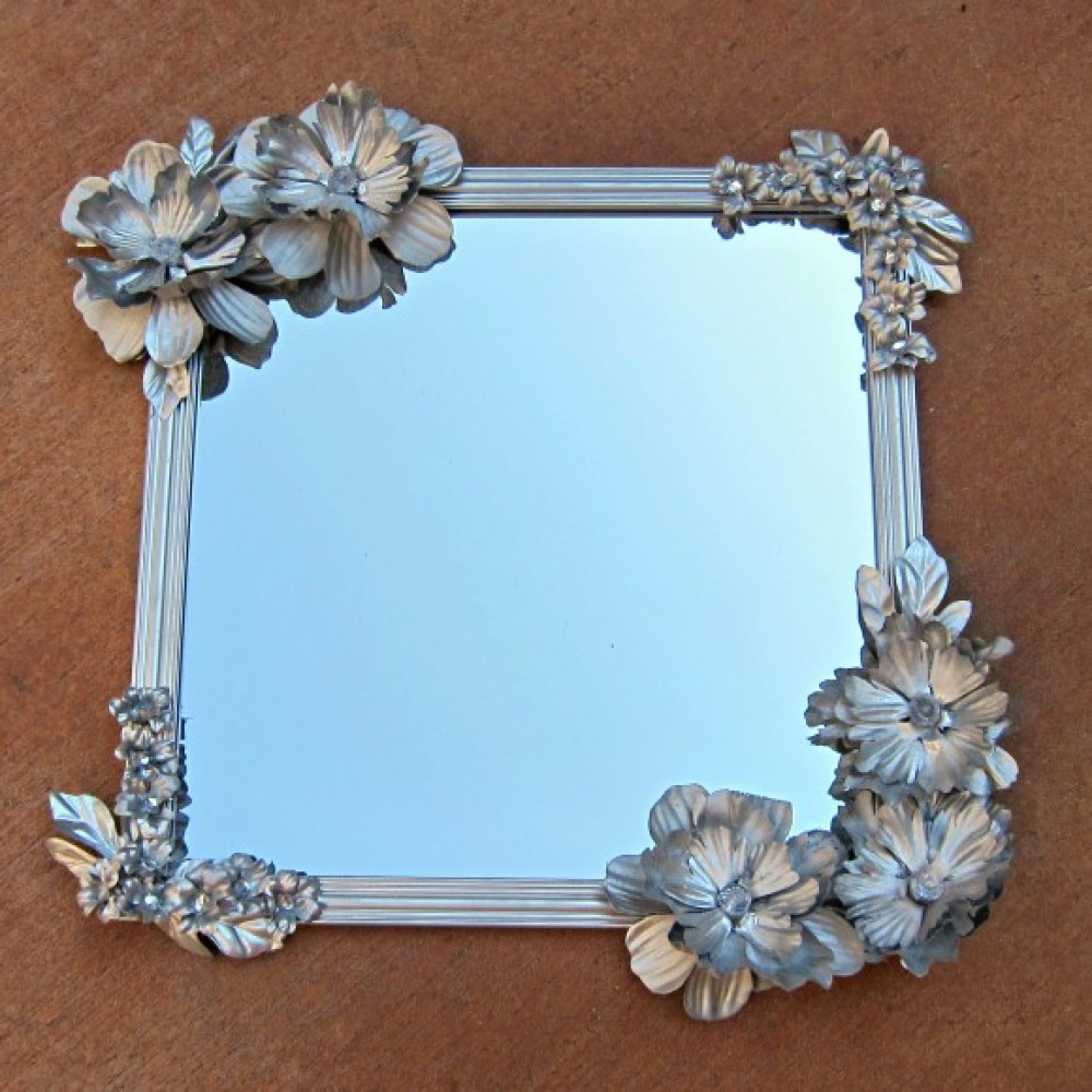 Декор зеркала 43
