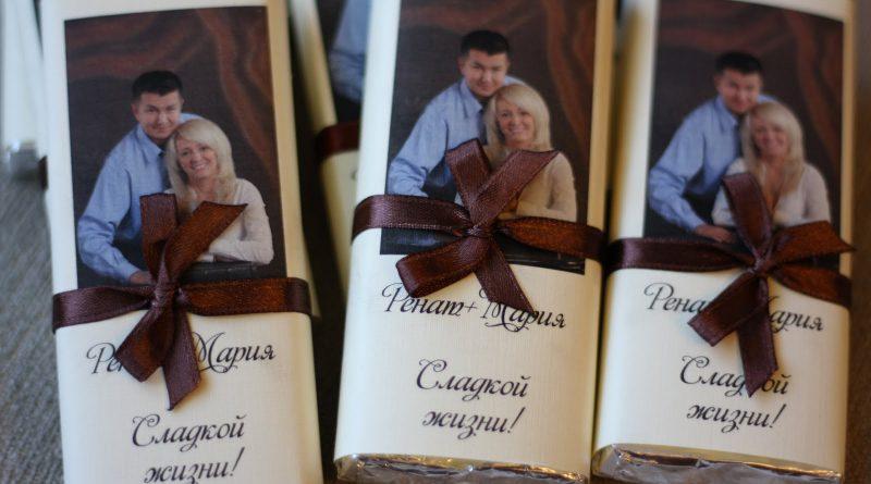 Как сделать шоколадную невесту своими руками