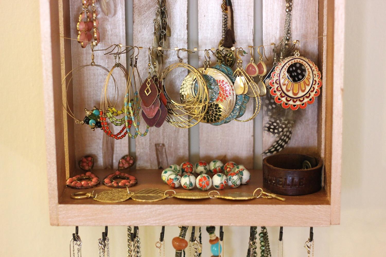 Подставка для украшений и бижутерии - 50 идей 28