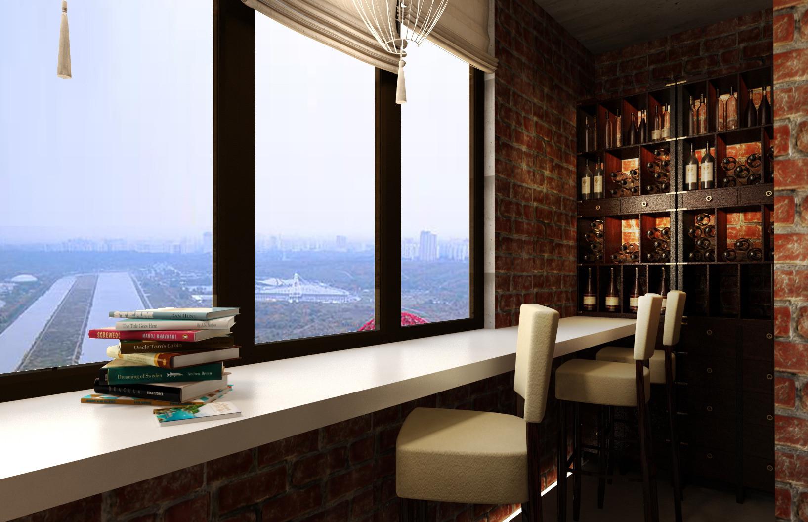 Балкон - уютный и функциональный! 85 вариантов! мой мир в фо.