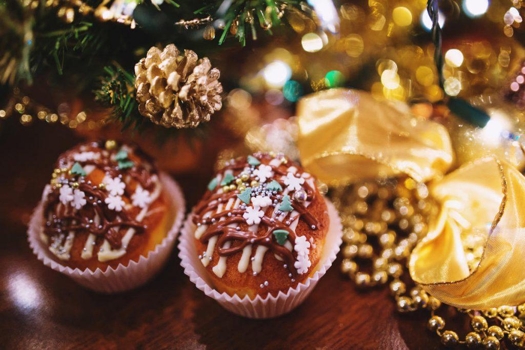 Новогодние блюда 2018