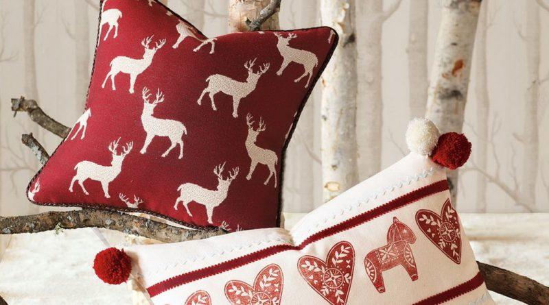 Новогодние украшения в скандинавском стиле своими руками
