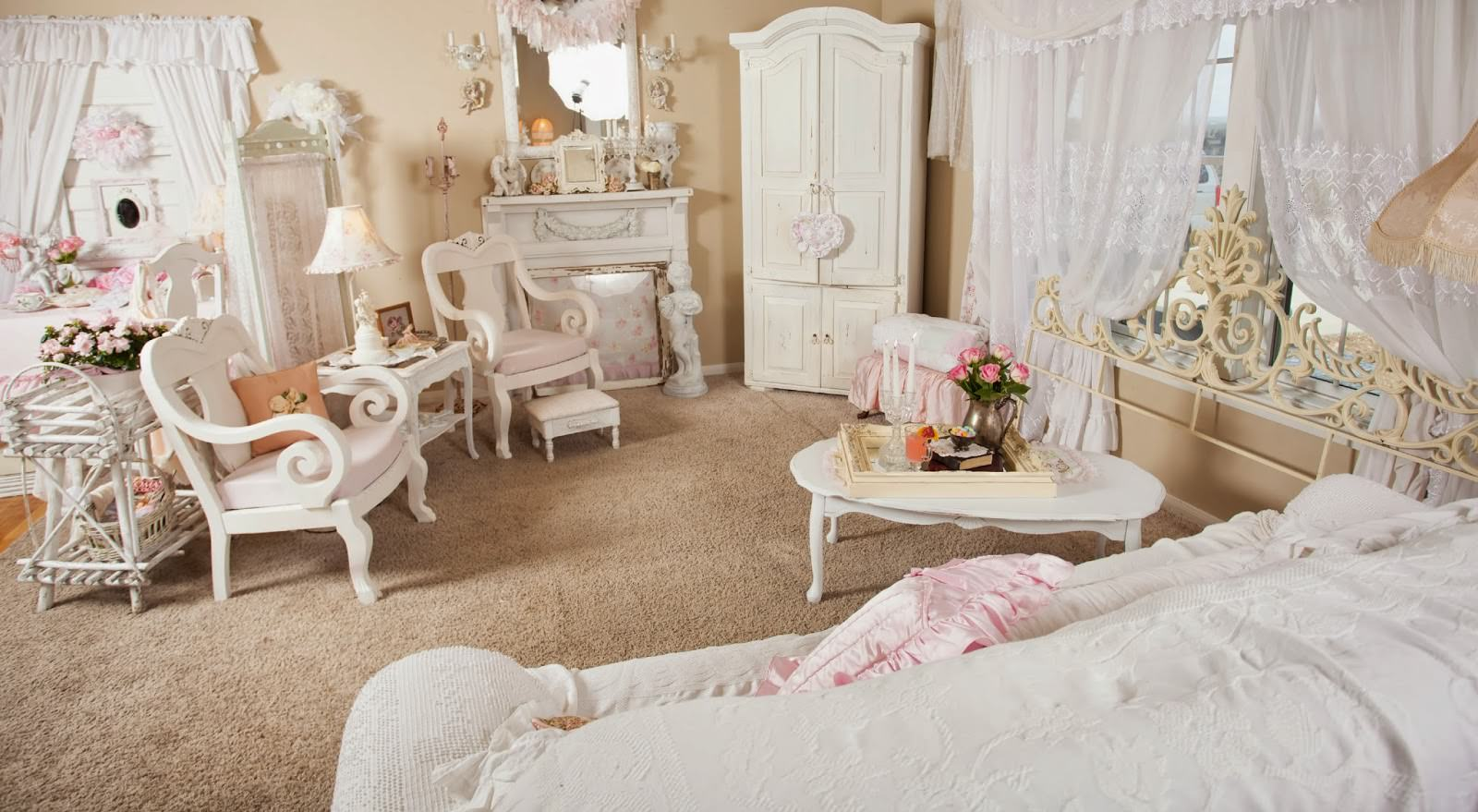 Pictures of shabby chic