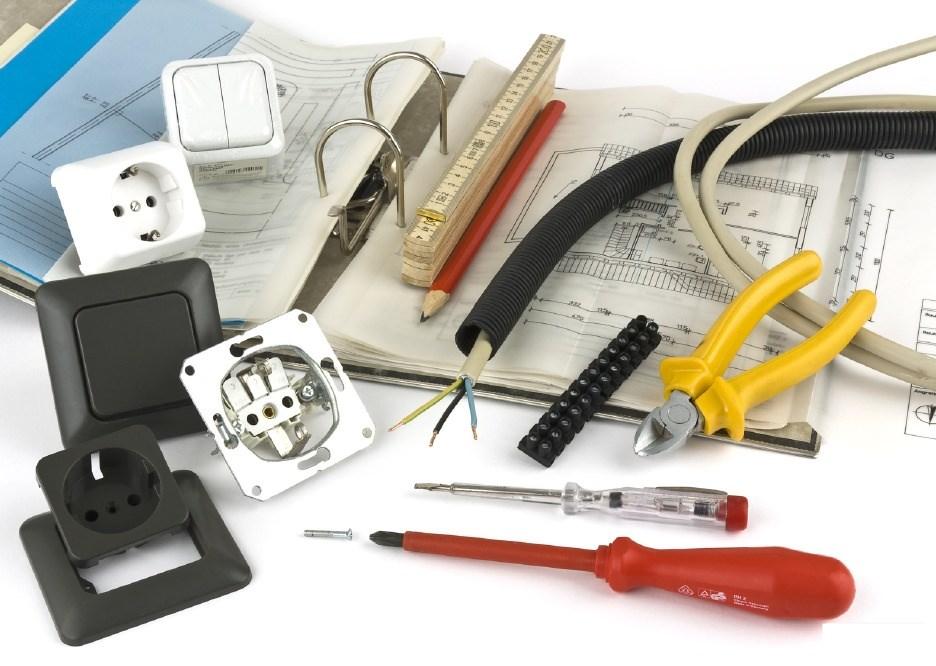 инструменты для прокладки электропроводки