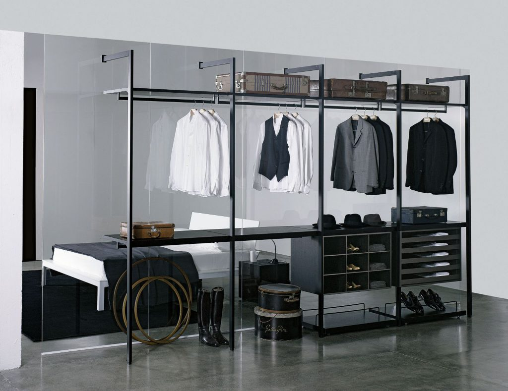Каркасная гардеробная система