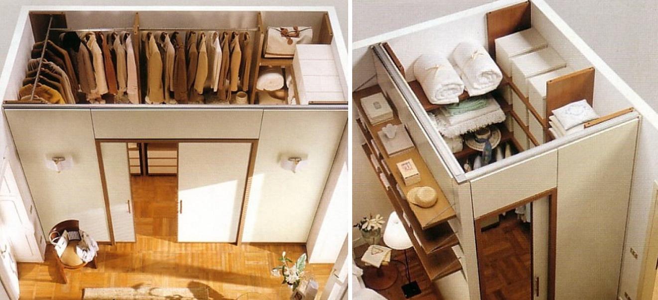 Гардеробная комната своими руками из кладовки небольшая фото 96