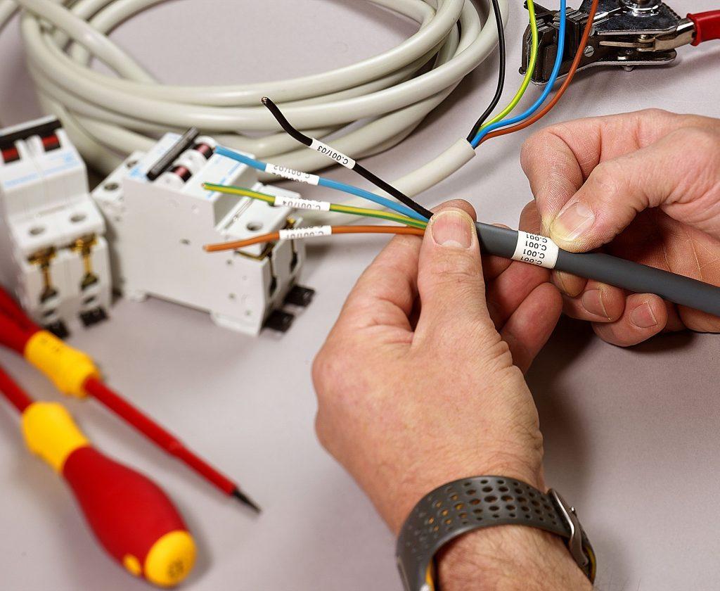 маркировка кабеля
