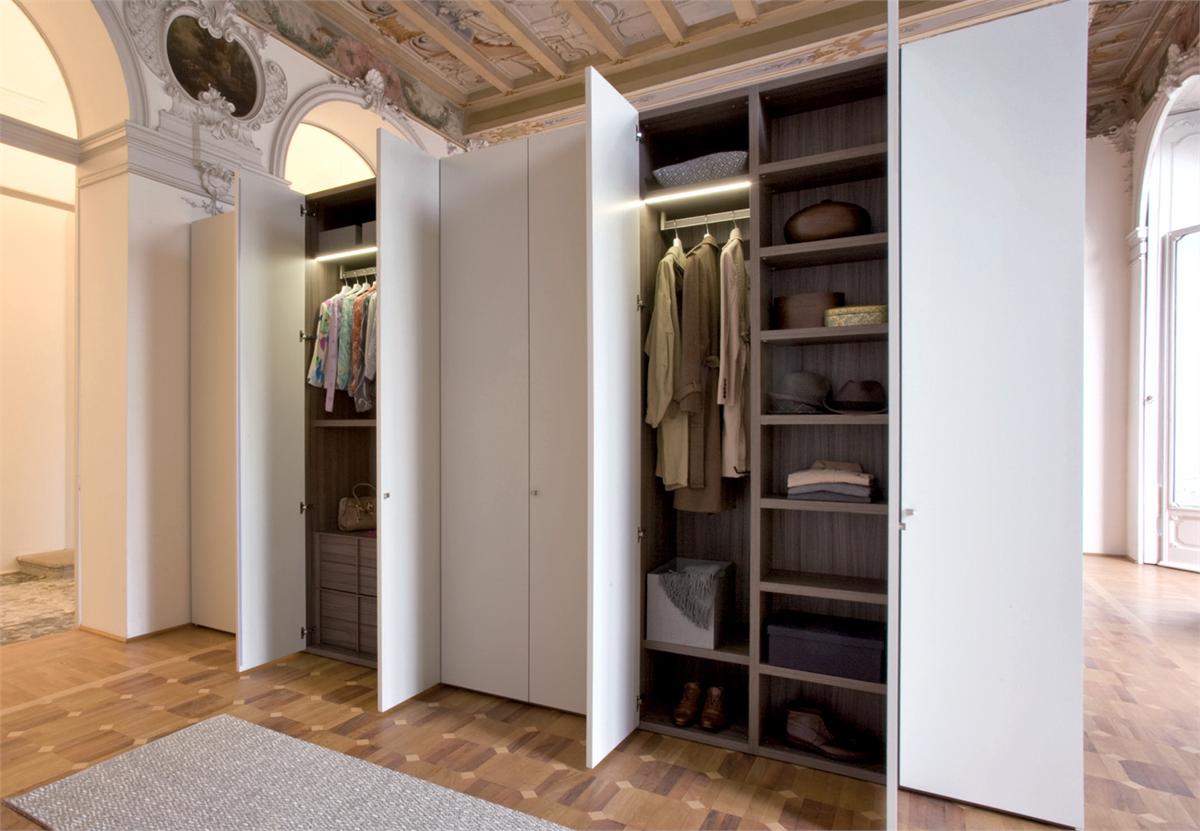 Как самому сделать распашные двери на шкаф