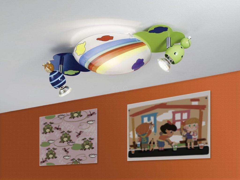 Потолочный светильник для детской комнаты