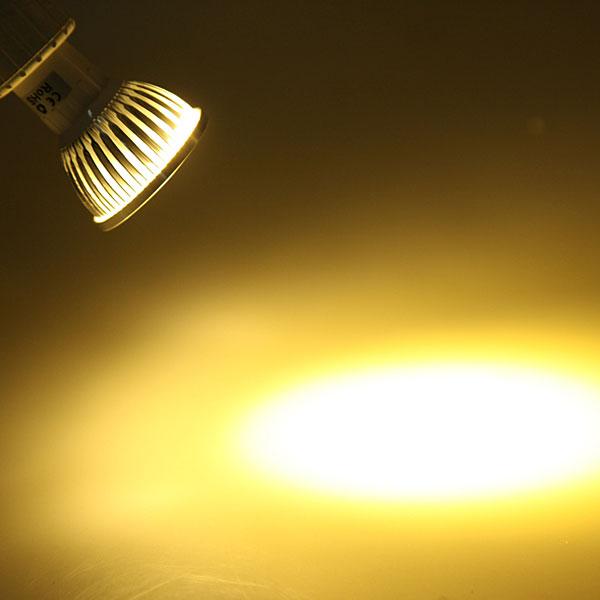 Световой поток точечного светильника