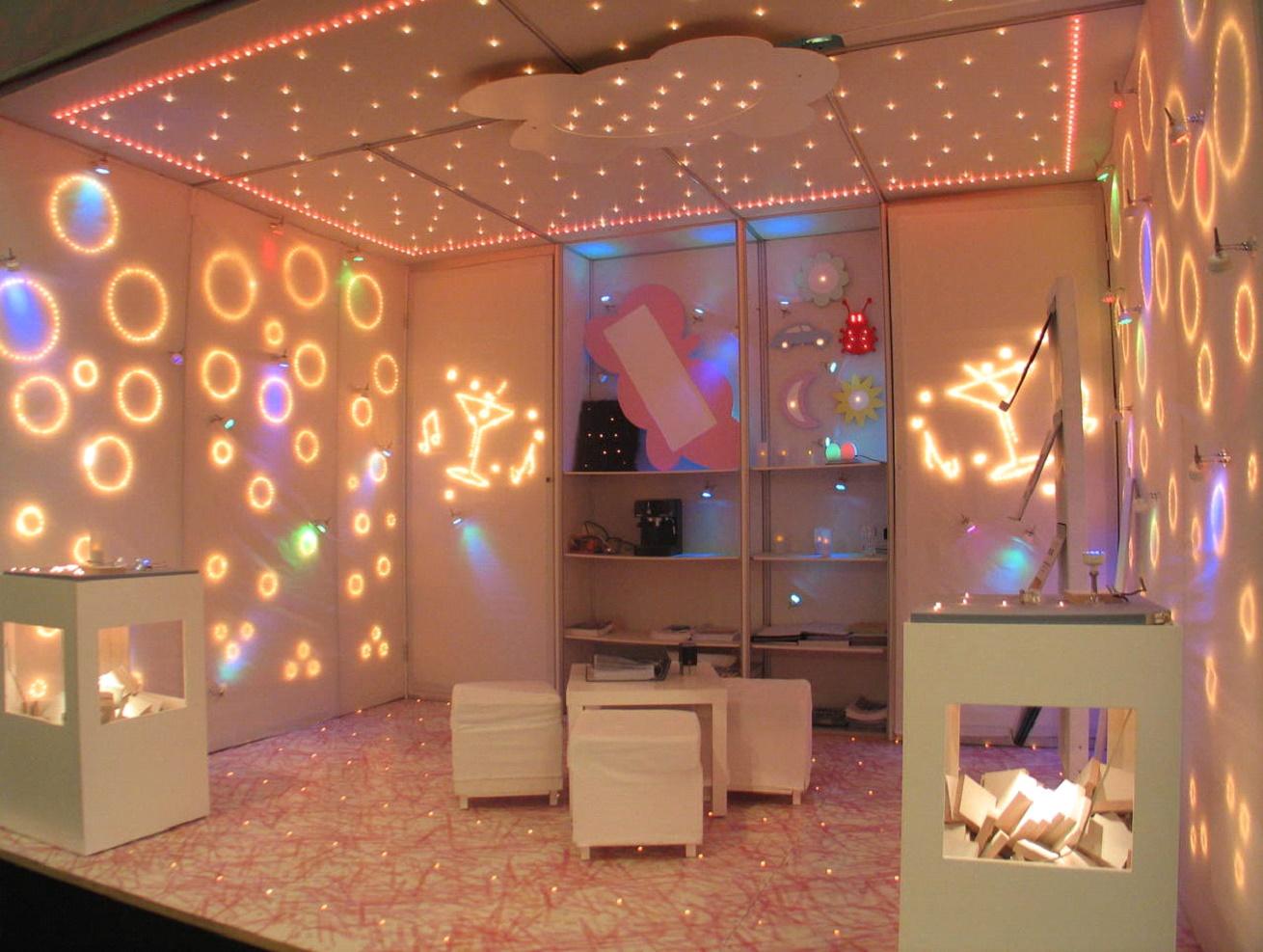 Освещение комнаты светодиодными лентами своими руками