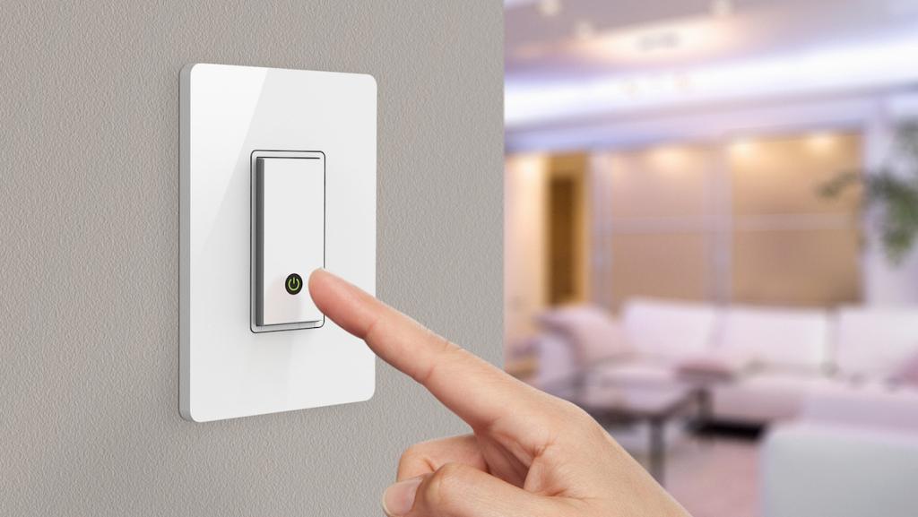 где расположить выключатели в гостиной