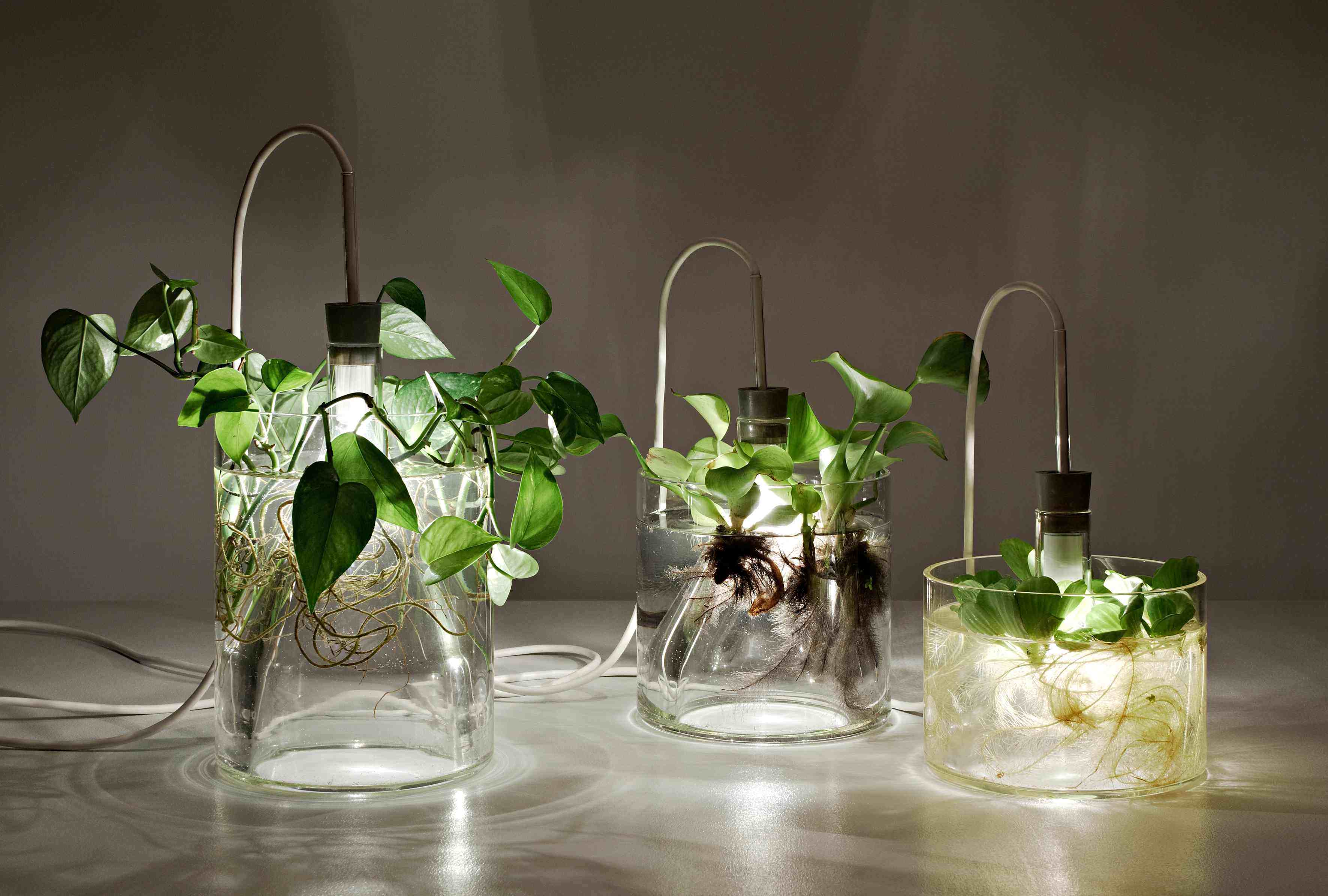 Светящаяся LED-мебель: декоративная 35