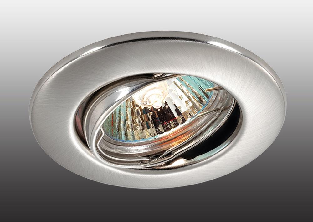 Поворотный точечный светильник для натяжных потолков