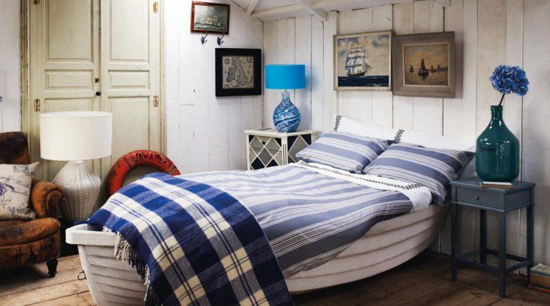 Квартиры в морском стиле♒ [креатив на 100%] +110 фото?