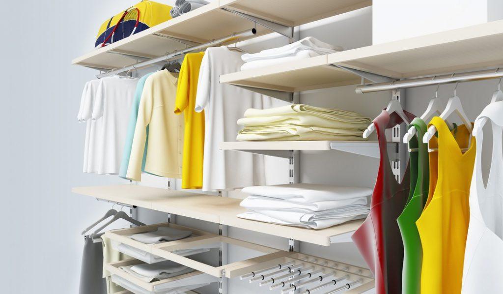 комплектующие гардеробной системы