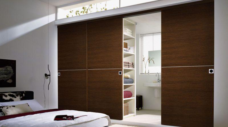Раздвижная дверь для гардеробной своими руками 42