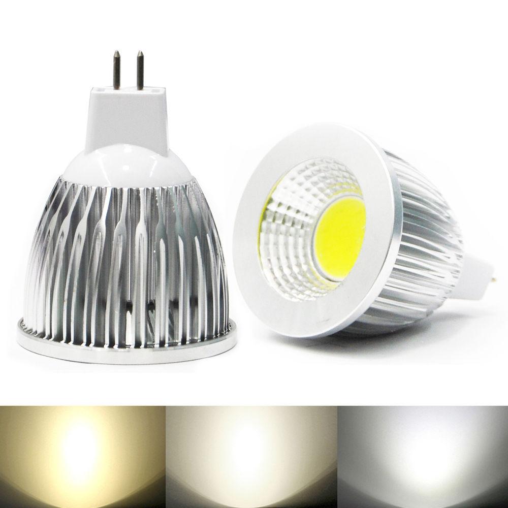 Мощная светодиодная лампа