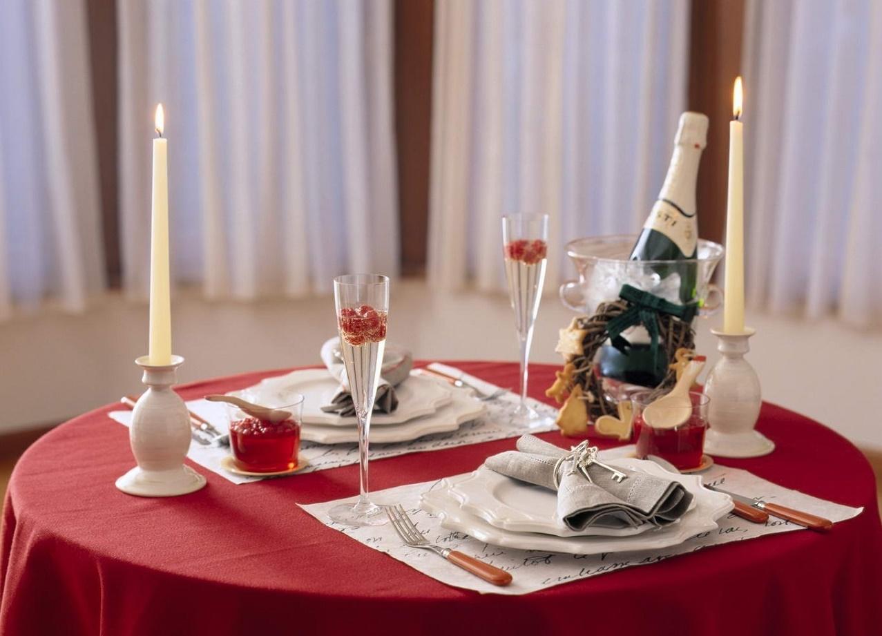 Как сделать уютный романтический ужин своими руками 59