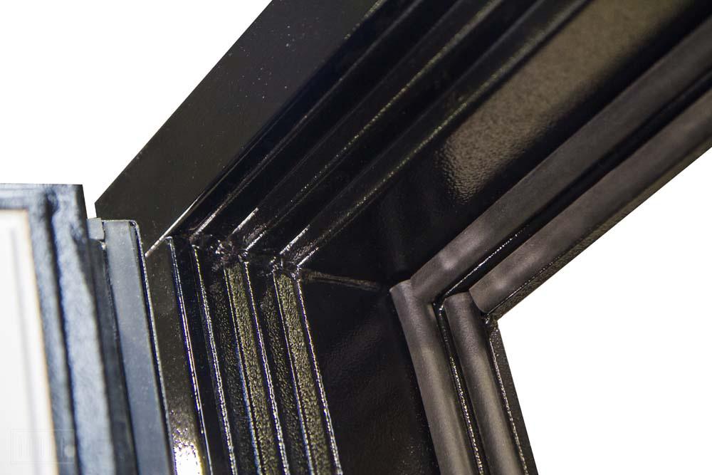 силиконовый уплотнитель на входные двери