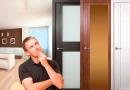 Межкомнатные двери для квартиры: дизайн, цвет, конструкция – как сделать правильный выбор?