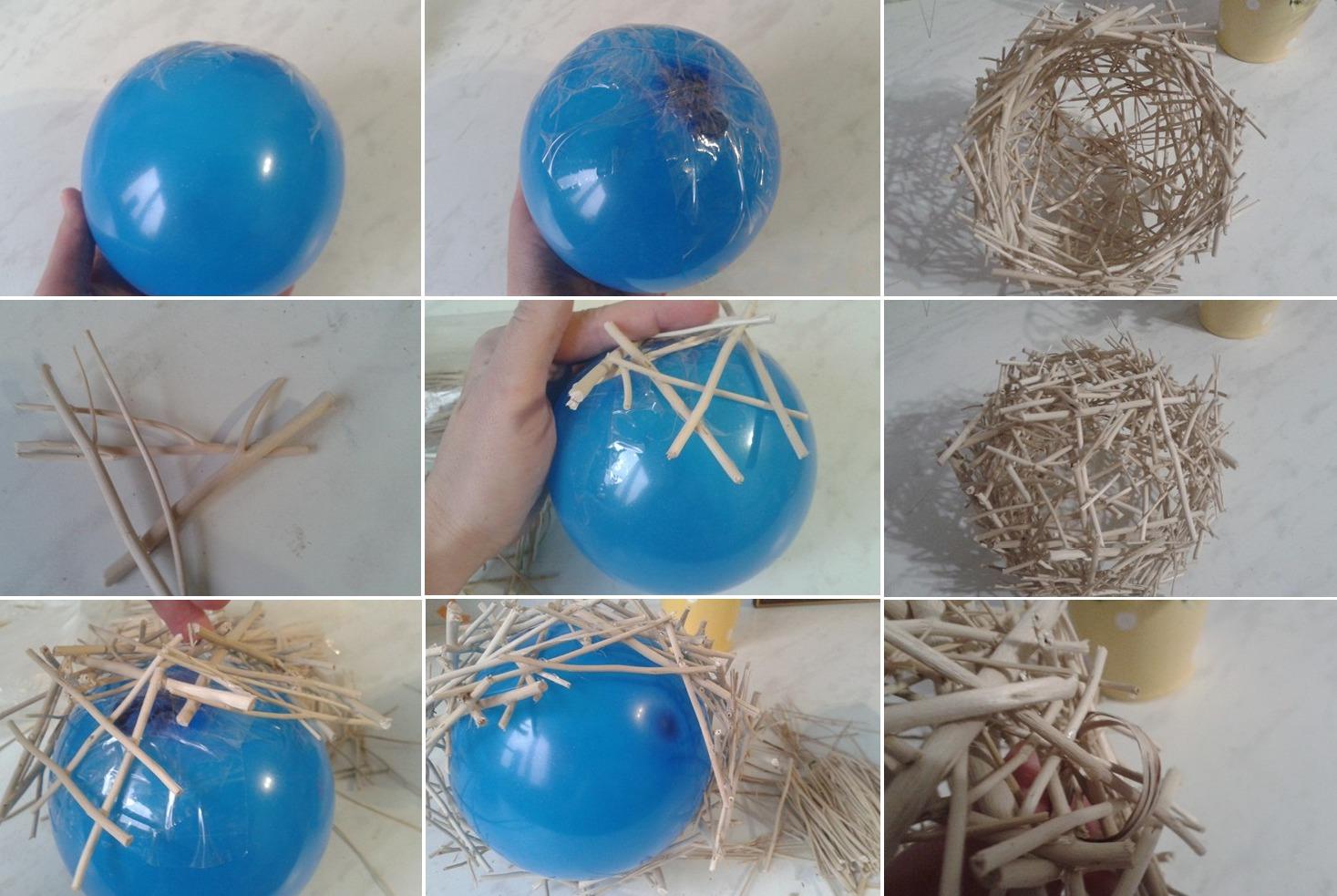 Секреты при надувании воздушных шариков 52