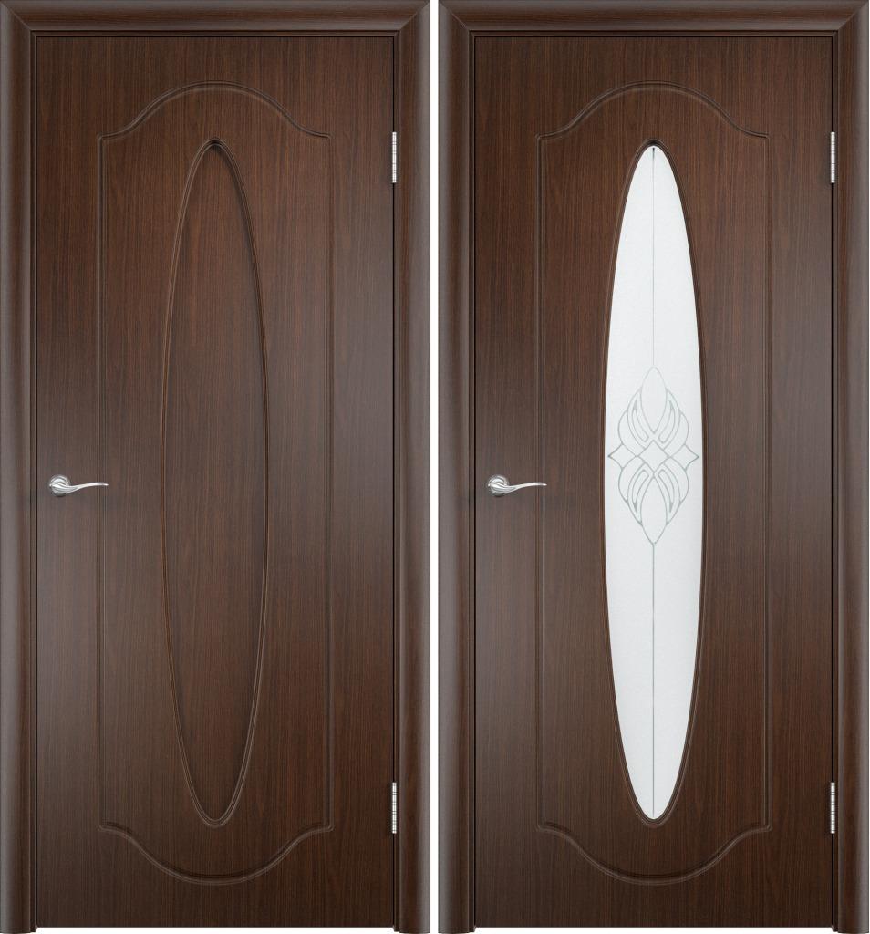 Двери венге Орбита