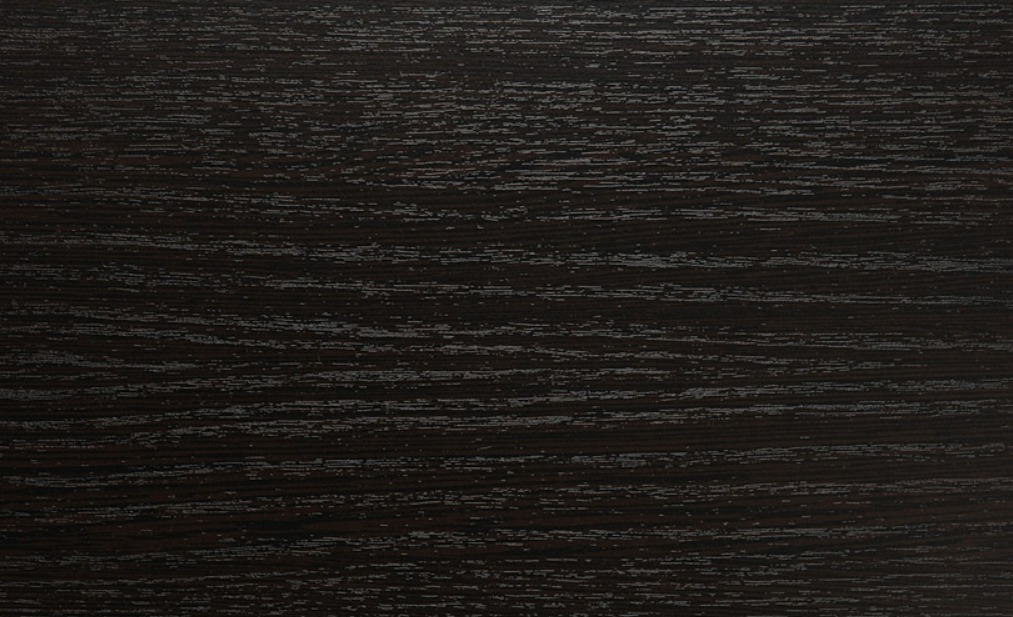Темный цвет венге