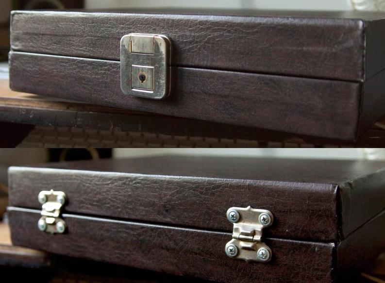 Как сделать чемодан из дерева своими руками