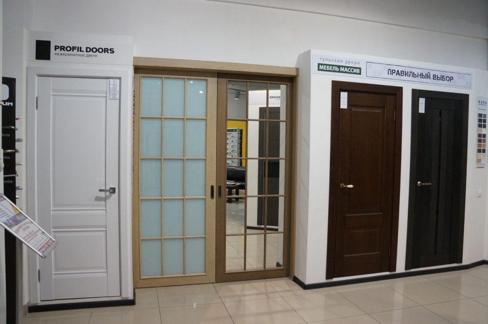 Двери марки Profil Doors