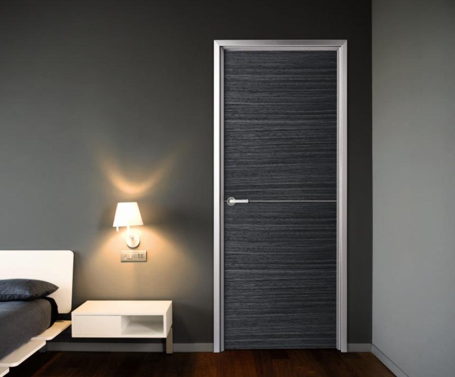Межкомнатные двери в стиле минимализм