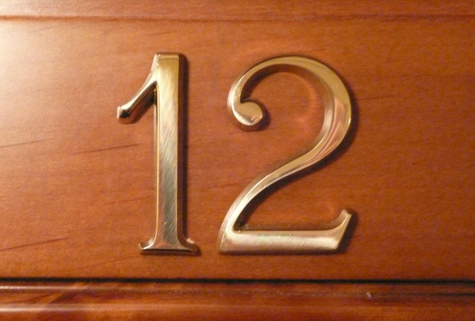 Номер квартиры своими руками фото 921