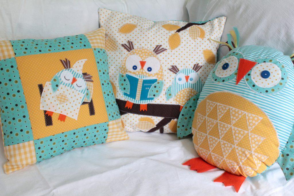 Необычные декоративные подушки своими руками