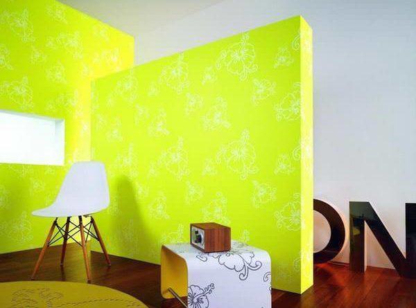 Мебель какого цвета подойдет к сиреневым обоям 1
