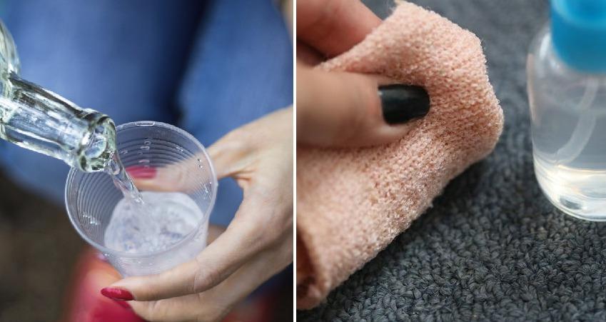 Как нейтрализовать запах пива на ковре