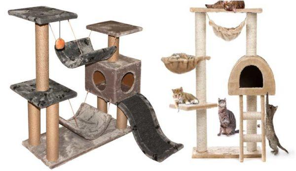 Кошачий домик своими руками чертежи фото 13