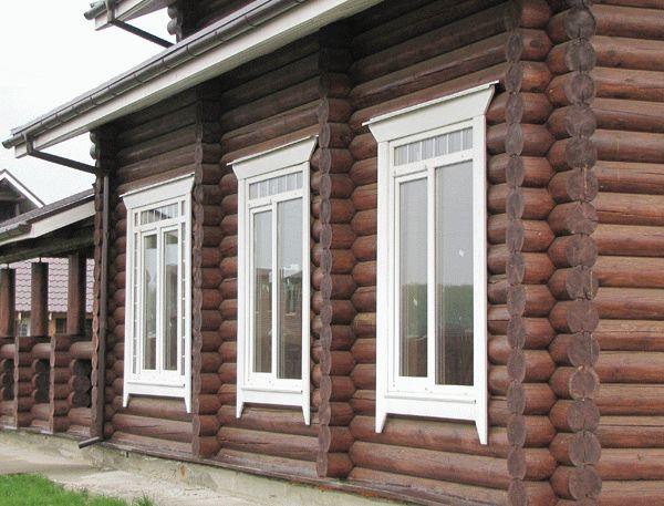 Окна пвх для общественных зданий