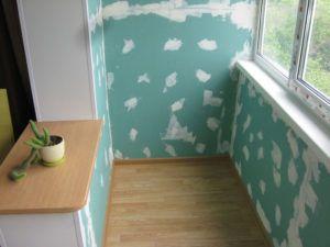 Варианты отделки балкона и лоджии 4 кв.м в фото