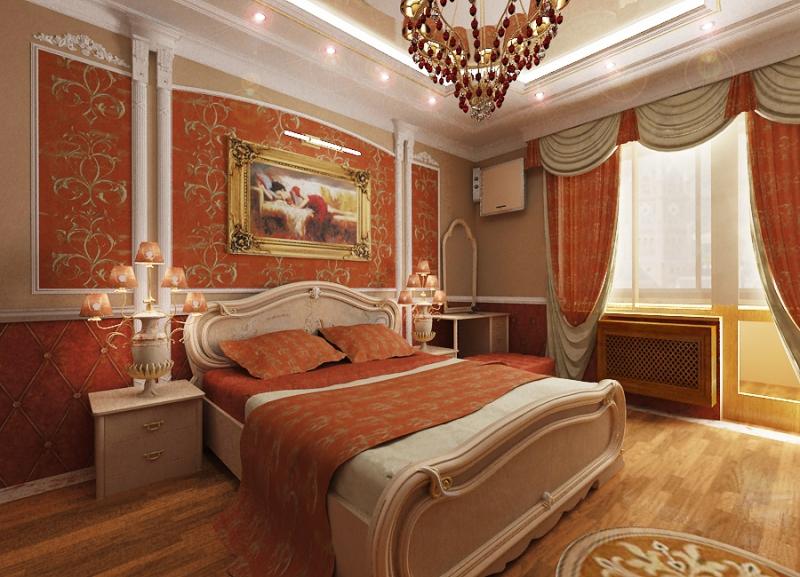 Стиль ампир в дизайне спальни Делаем оригинальный и красивый подарок - ананас