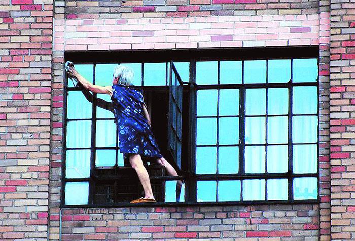 Мыть окна без разводов в домашних условиях 766