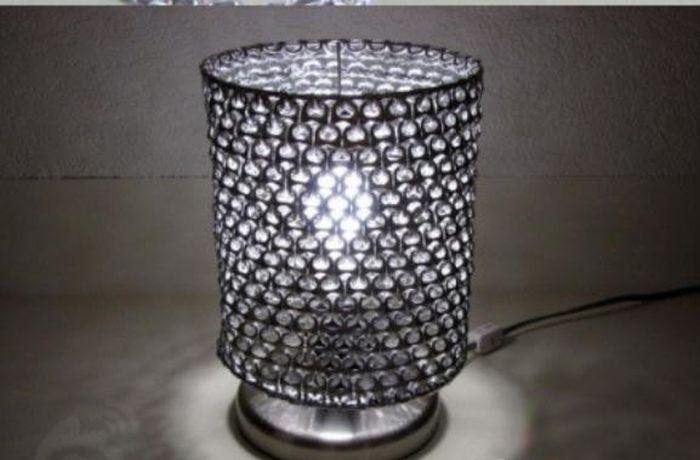 Лампа своими руками в фото