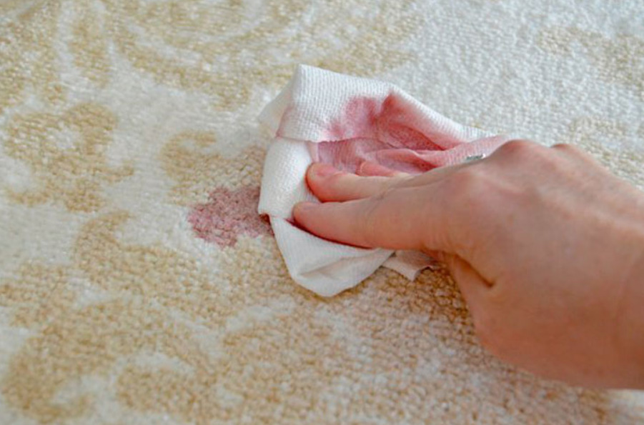 Как отмыть пятно от липы фото