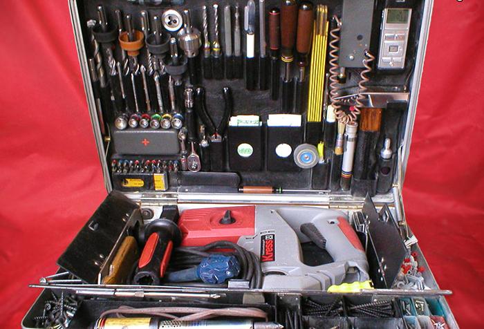 Комплект инструментов своими руками 47