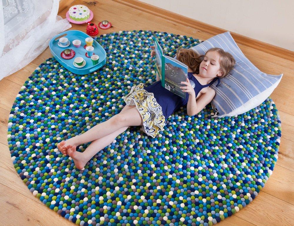 Как сшить коврик своими руками 34