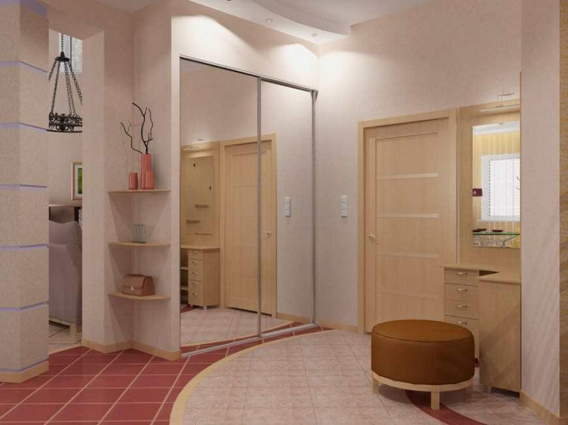 Обои в прихожую в квартире фото 2018: для коридора, дизайн, современные идеи интерьеров, модные, какими поклеить, варианты, жидкие в маленькой, видео