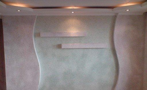 Как наносить жидкие обои на стену 8 простых шагов