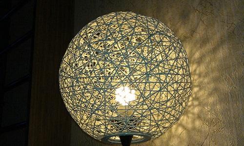 Необычные светильники своими руками фото 979