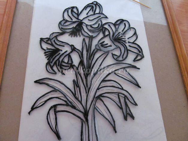 Картина из бисера своими руками: мастер-класс со схемами и фото